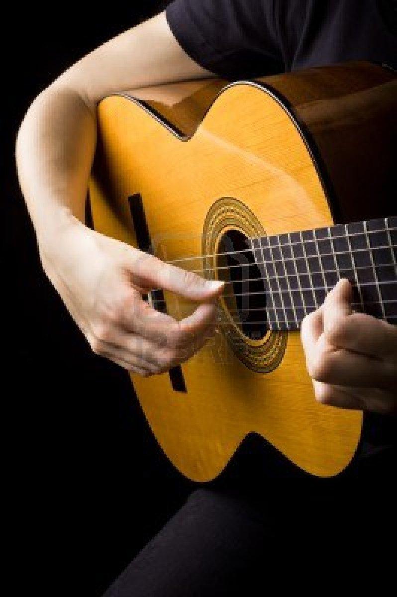 Lesiones de guitarra y de pianistas